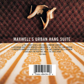 Maxwell Mawell's Urban Hang Suite 2LP
