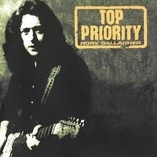 Rory Gallagher - Top Priority LP