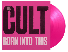 The Cult Born Into This LP - Pink Vinyl