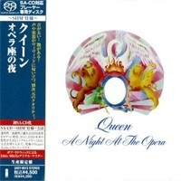 Queen - A Night At The Opera SHM CD
