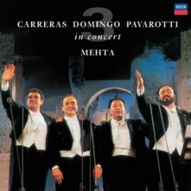 Carreras, Domingo, Pavarotti In Concert LP