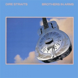 The Dire Straits Brothers In Arms Single-Layer Stereo Japanese Import SHM-SACD The Dire Straits Brothers In Arms Single-Layer Stereo Japanese Import SHM-SACD