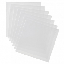 LP Hoes - Clear Polyethyleen per 100 stuks