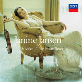 Janine Jansen Vivaldi The Four Seasons 180g LP