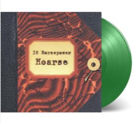 Sixteen Horsepower Hoarse LP - Green Vinyl-