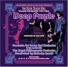 Deep Purple - Concero For Group And Orchestra 3LP