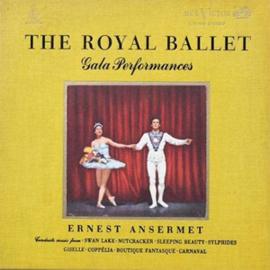 Ernest Ansermet The Royal Ballet Gala Performances 200g 2LP