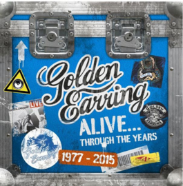 Golden Earring Alive Trough The Years 11CD