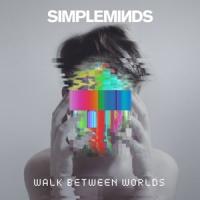 Simple Minds Walk Between Worlds LP