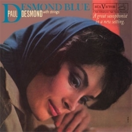 Paul Desmond - Desmond Blue HQ LP