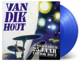 Van Dik Hout Van Dik Hout 2LP - Blauw Vinyl-