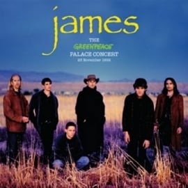 James The Greenpeace Palace Concert 2LP