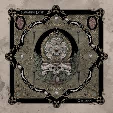 Paradise Lost Obsidian CD - Digi-