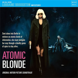 Atomic Blonde Soundtrack 180g 2LP - Coloured Vinyl-