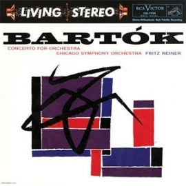 Bartok - Concerto For Orchestra HQ LP