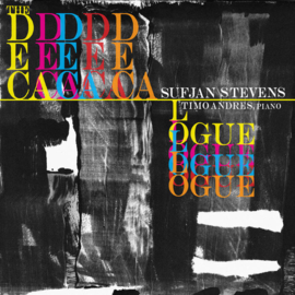Sufjan Stevens Decalogue LP + Book