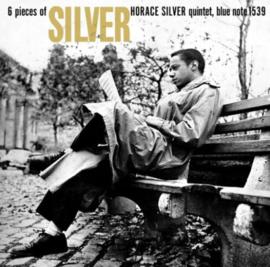 Horace Silver Quintet 6 Pieces Of Silver (Blue Note Classic Vinyl Edition) 180g LP