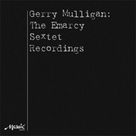 Gerry Mulligan The Emarcy Sextet Recordings Numbered, Limited Edition 180g 5LP Box Set