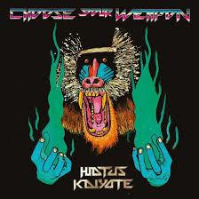 Hiatus Kaiyote Choose Your Weapon LP