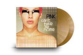Pink Can't Take Me Home 2LP - Gold Vinyl-