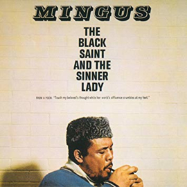 Charlie Mingus  The Black Saint And The Sinner Lady LP