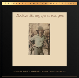 Paul Simon Still Crazy Aftter all These Years UltraDisc One Step UD1S - 45rpm 180g 2LP Box Set