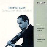 Mendellsohn - Vilon Concertos LP
