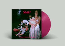 Stats - Other People's Lives LP -Pink Vinyl-