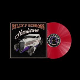 Billy F Gibbons Hardware LP - Red Vinyl