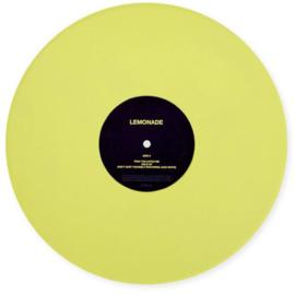 Beyonce Lemonade 2LP - Yellow Vinyl-