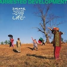 Arrested Development - 3 Years 5 Months 2 Days In The Life Of LP -White Vinyl-