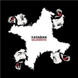 "Kasabian - Velociraptor! 2LP 2 x 10"""