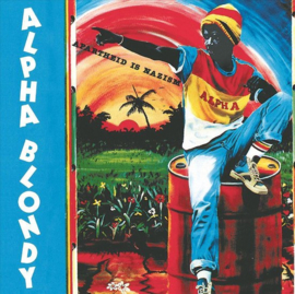 Alpha Blondy Apartheid Is Nazism LP