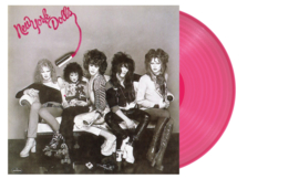 The New York Dolls New York Dolls LP - Pink Vinyl-
