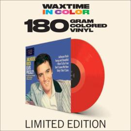 Elvis Presley Jailhouse Rock LP - Red Vinyl-