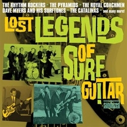 Lost Legens Of Surf Guitar 2LP