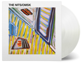 Nits Omsk LP - Transparent Vinyl -