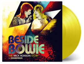 Beside Bowie: The Mick Ronson Story - The Soundtrack 2LP - Yellow Vinyl