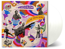 The Decemberists I'll Be Your Girl LP - White Vinyl-