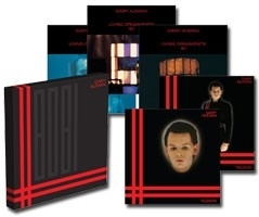 Gary Numan - 1980 - 1981 5LP Box