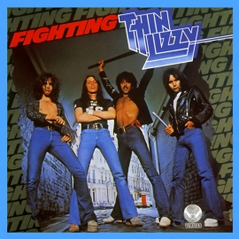 Thin Lizzy - Fighting HQ LP