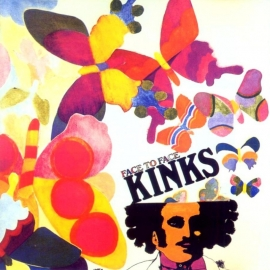 The Kinks Face To Face HQ LP