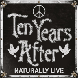 Ten Years After Naturally Live 2LP