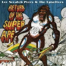 Lee Scratch Perry & The Upsetters Return Of The Super Ape LP -Splatter Vinyl-