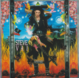 Steve Vai - Passion & Warfare LP