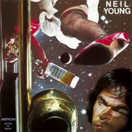 Neil Young American Stars 'n Bars LP