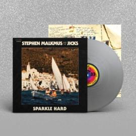 Stephen Malkmus And The Jicks Sparkle Hard LP - Silver Vinyl