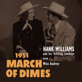 Hank Williams March Of Dimes LP