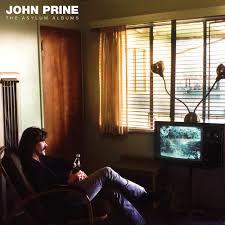 John Prine Asylum Albums 3LP