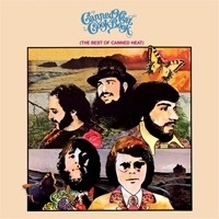 Canned Heat - CookBook Best Of LP